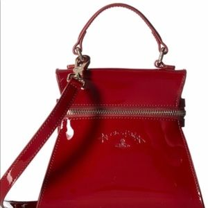 08728d5f971f Vivienne Westwood Bags - New Vivienne Westwood Red kelly patent leather bag